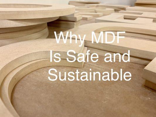 is mdf safe?